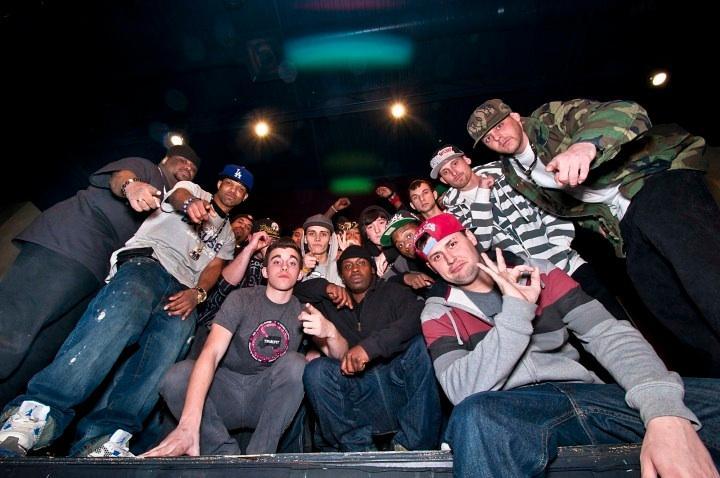 LaRon, Reek 2 Deep, Kiino, Coram, Freaks, Mz. New York, Young Neece, B Murf, JoshFromYNC, Shanne Gain, Chop Digga, Blaze