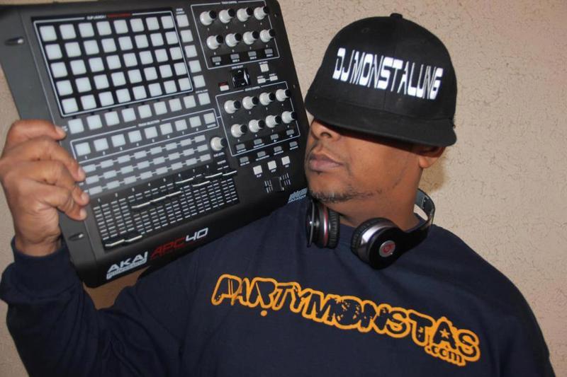 Eric Jordan, AKA DJ Monstlung