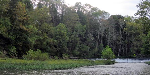 West Milford Dam