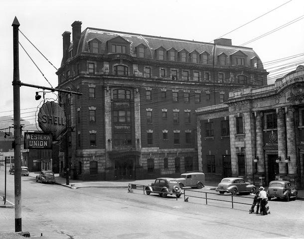 April 12 1912 Willard Hotel Opens In Grafton West Virginia Public Broadcasting