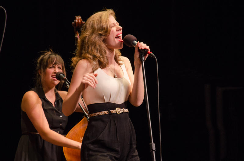 Lake Street Dive will make their third appearance on the Mountain Stage this June 5.