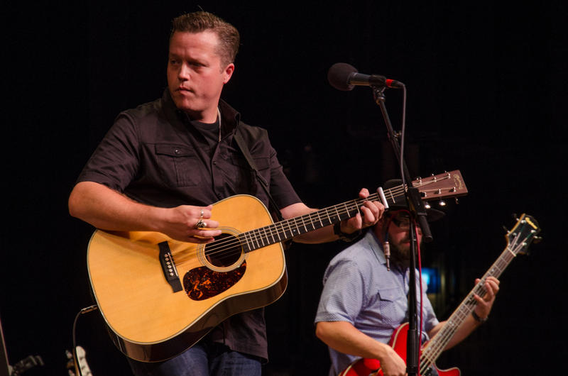 Former Drive-By Truckers songwriter and guitarist Jason Isbell has appeared on the Mountain Stage three times since 2009.