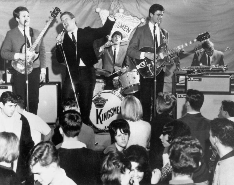 The Kingsmen 50's 60's Dance Party