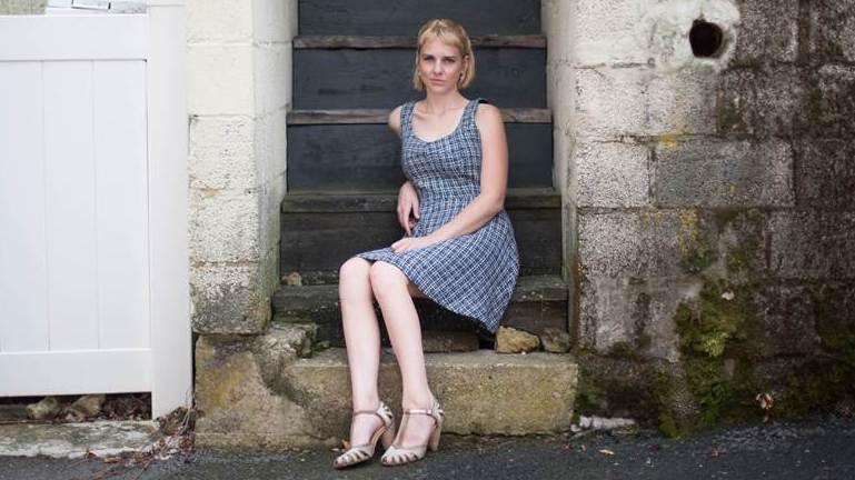 Dori Freeman will make her debut on the Mountain Stage on Saturday, August 13 during the Augusta Heritage Festival.