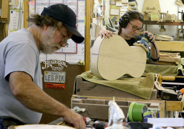 Image result for appalachian luthiers
