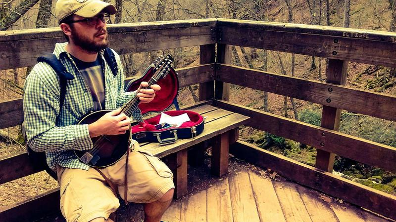Chandler Beavers is a bluegrass musician based in White Sulfur Springs, West Virginia.