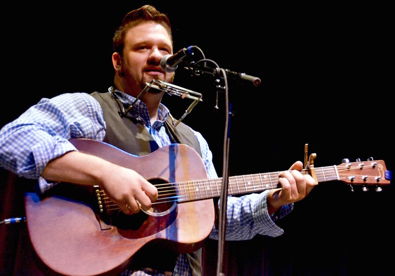Fayetteville singer-songwriter has toured around the country over the last couple of decades, including this stop at The Woody Hawley Concert Series in Charleston, West Virginia.