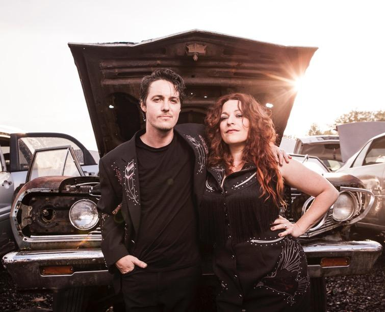 Shovels & Rope will be returning to Mountain Stage on October 23 at the Culture Center Theater