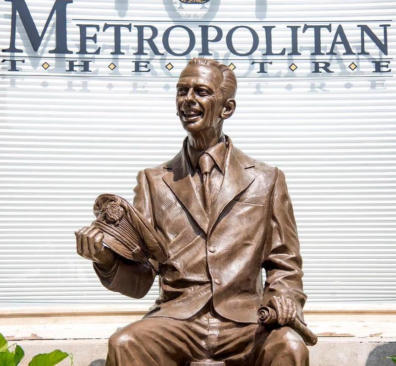 Don Knotts Statue