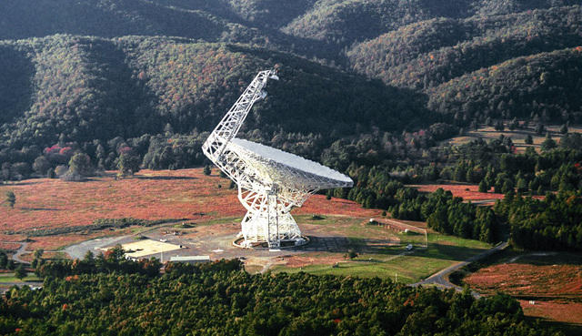 The RCB Radio Telescope