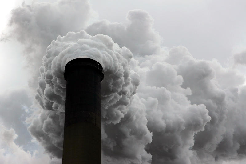 The electricity sector is the country's largest source of greenhouse gas emissions.