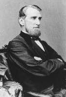State founder Waitman Willey served as one of West Virginia's first two U.S. senators from 1863 to 1871.