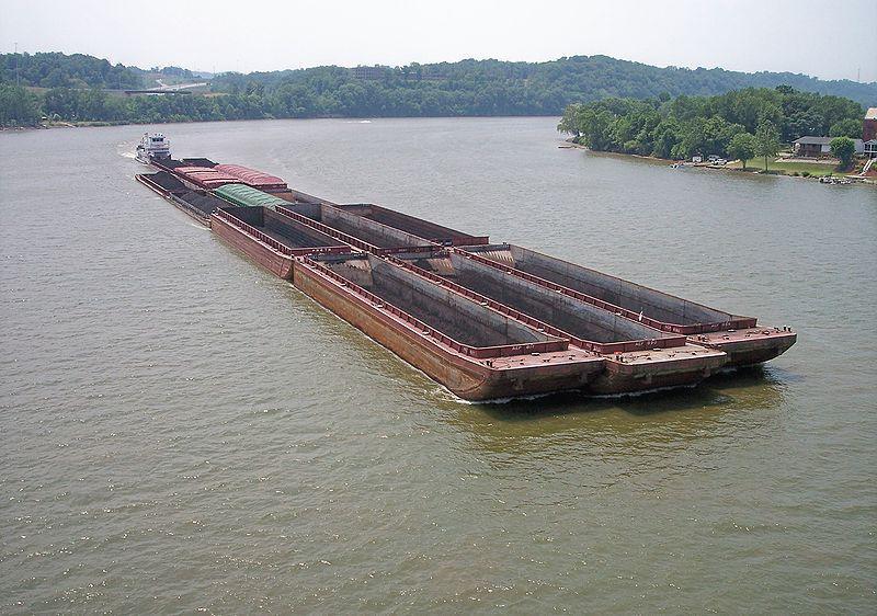 Ohio River Parkersburg