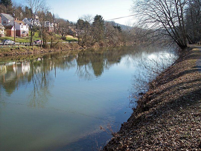 West Fork River