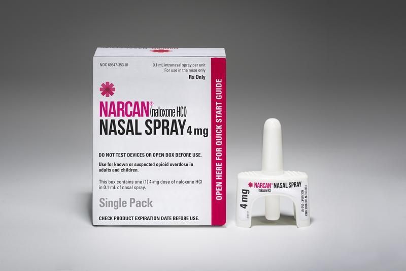 Narcan - Naloxone