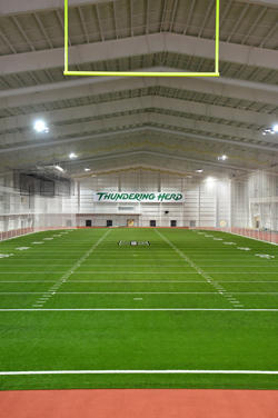 Marshall University Indoor Practice Facility