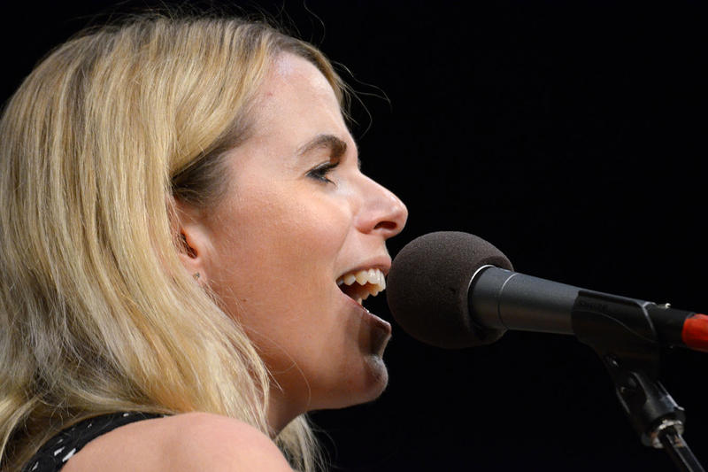 Aoife O'Donovan returns to NPR's Mountain Stage on this week's broadcast.