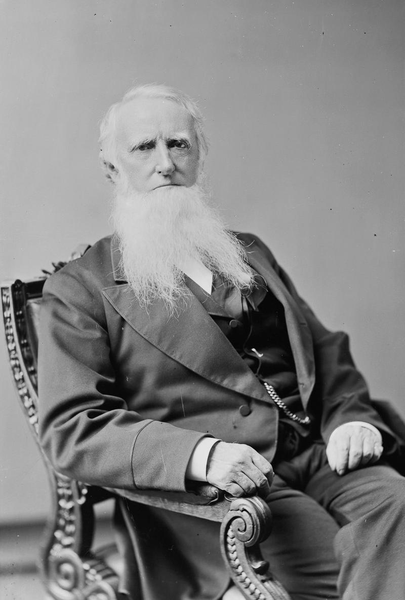 US Senator Allen Taylor Caperton became the first ex-Confederate elected to the U.S. Senate and only former Confederate senator to serve in the U.S. Senate after the Civil War.