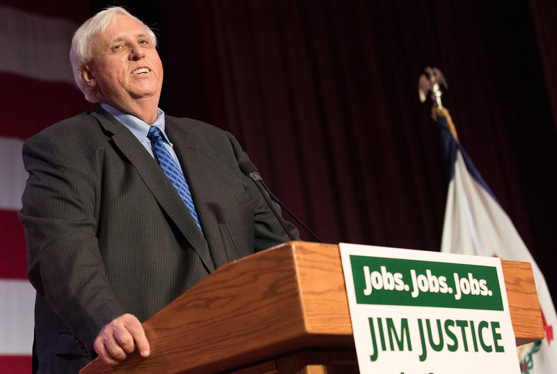 Jim Justice Victory Speech