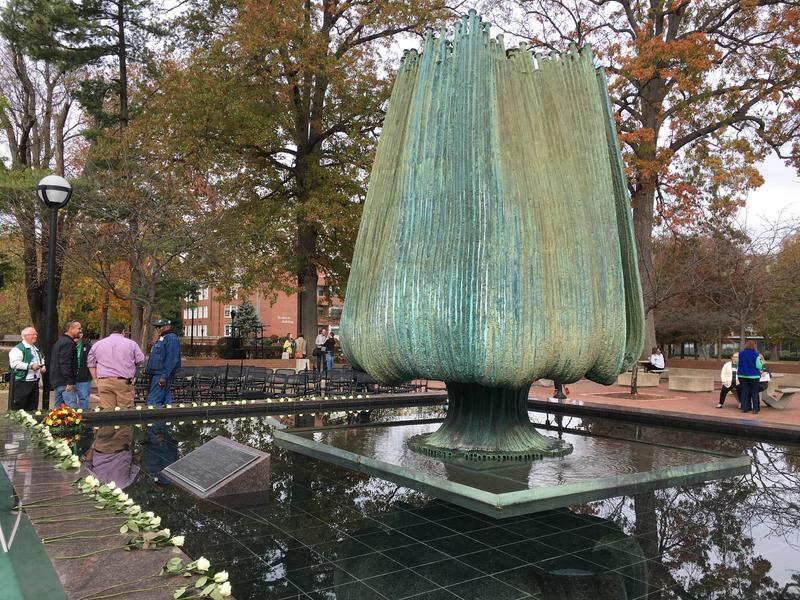 Marshall Memorial Fountain