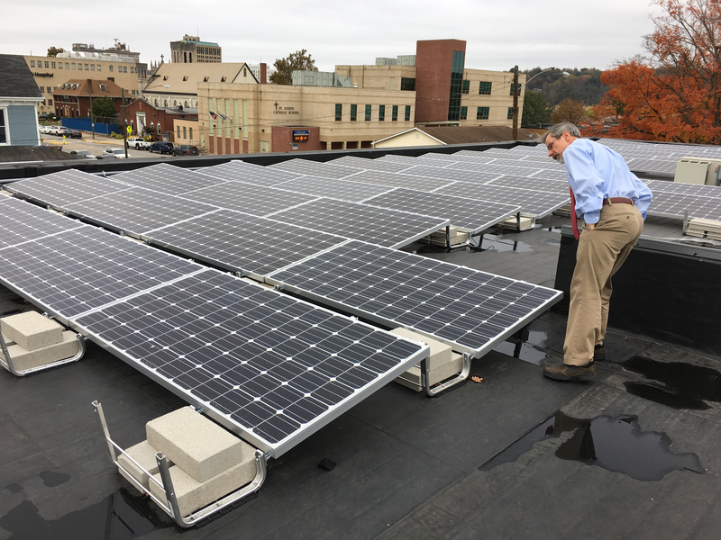 Local Groups Leading The Way In Solar Panel Installation