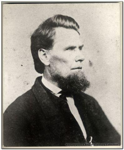 In 1875, Alexander Martin left WVU