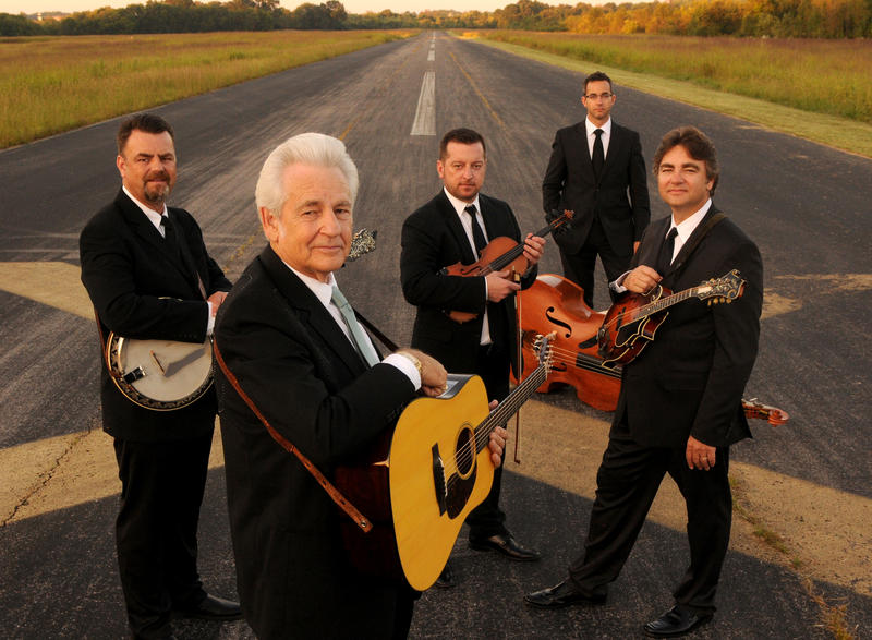 The Del McCoury Band returns to the Mountain Stage in 2017.
