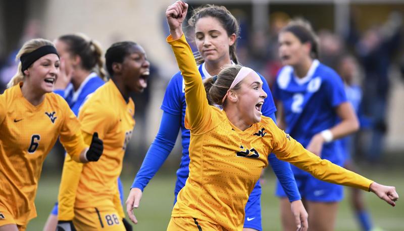 WVU Women's Soccer