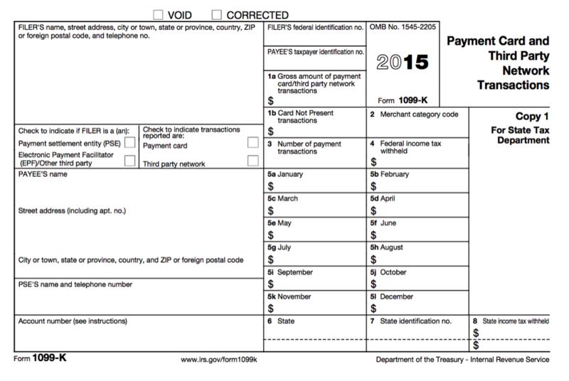 State Tax Department No Longer Sending 1099s West Virginia Public