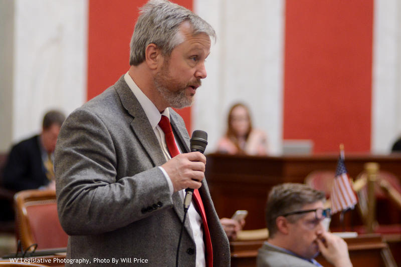 Sen. Robert Karnes is the lead sponsor of the bill to repeal the personal income tax.