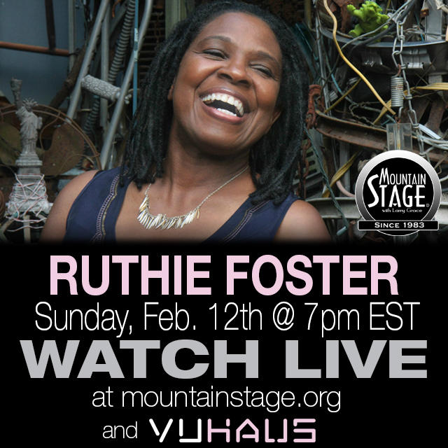 Ruthie Foster, VuHaus