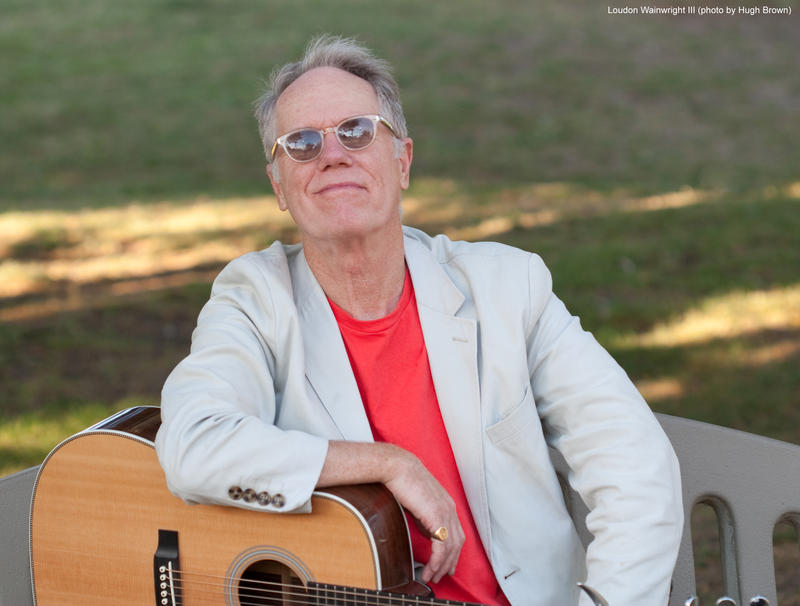 Loudon Wainwright III will return to Mountain Stage for the first time since 2013 on Sunday May 7. Tickets are on sale February 10 at 10a.m.