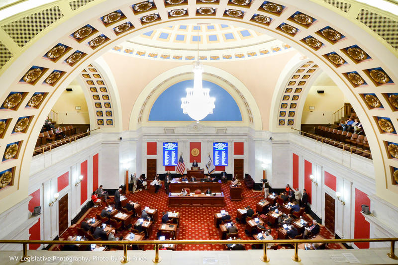 The West Virginia Senate.