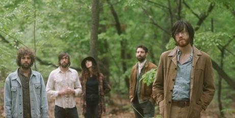 Indie-rockers Okkervil River make their Mountain Stage debut July 23 in Charleston.