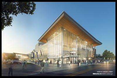 Charleston Civic Center Renovation