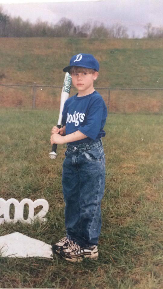 Colt Brogan age 5