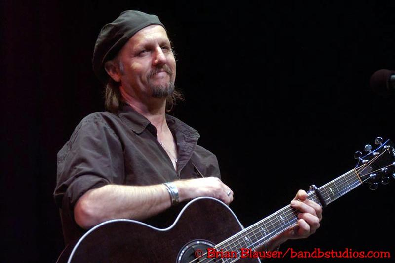 Jimmy LaFave appeared nine times on Mountain Stage from 1995-2015