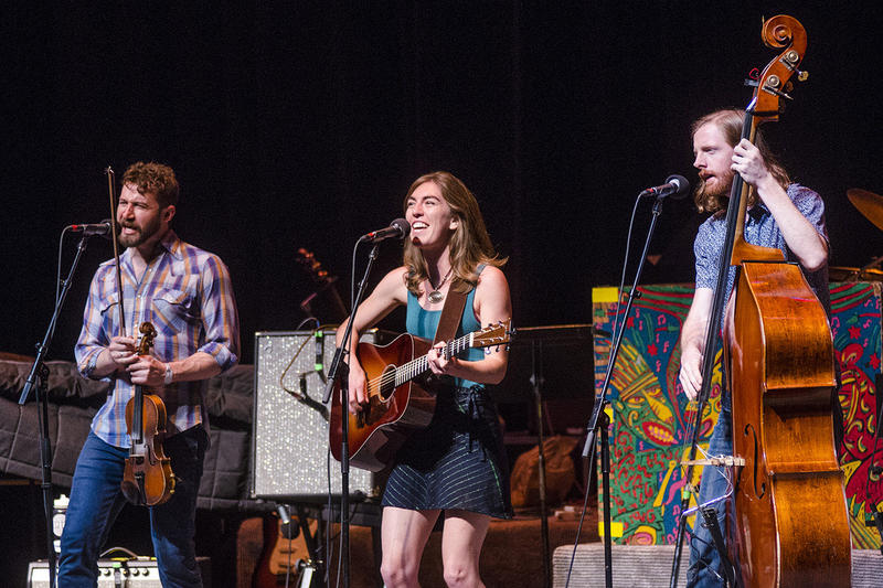 The Stray Birds make their third appearance on NPR's Mountain Stage.