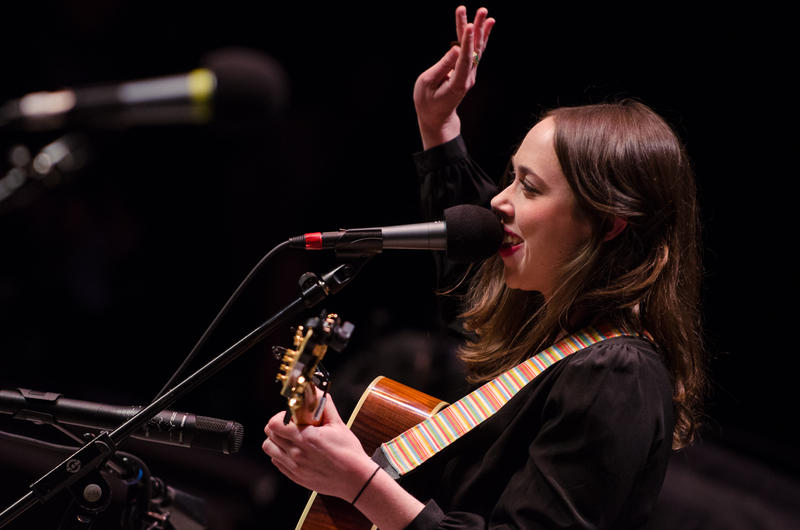 Sarah Jarosz returns to NPR's Mountain Stage for a live performance from the campus of University of Kentucky.
