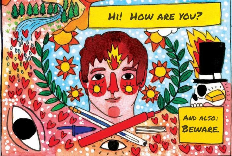 The Incantations of Daniel Johnston is part fiction, part factual, all madness.