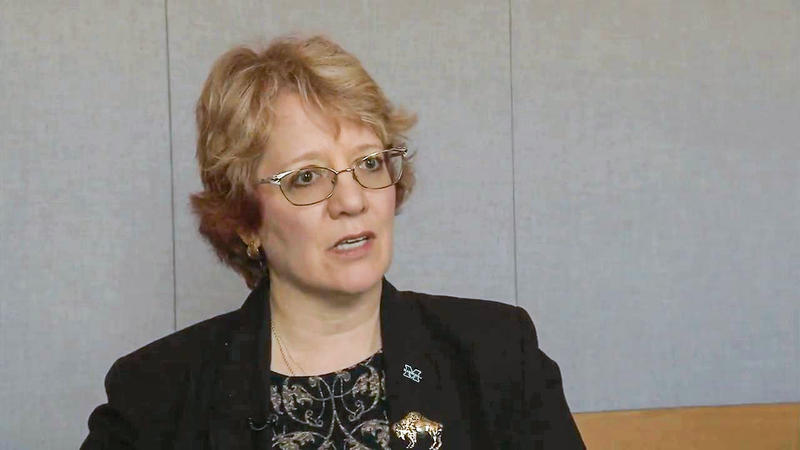 Dr. Carol Smith is a professor of counseling at Marshall University