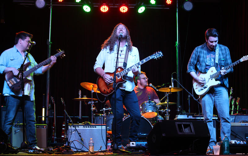 Ducain is a four-piece Southern rock band out of Huntington, West Virginia.