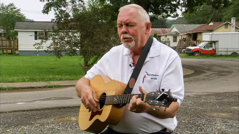 Musician John Wyatt says he still can't shake the memories of that tragic night, when he joined the rescue operations, paddling a rescue boat, and saving people who were trapped in the flood waters.