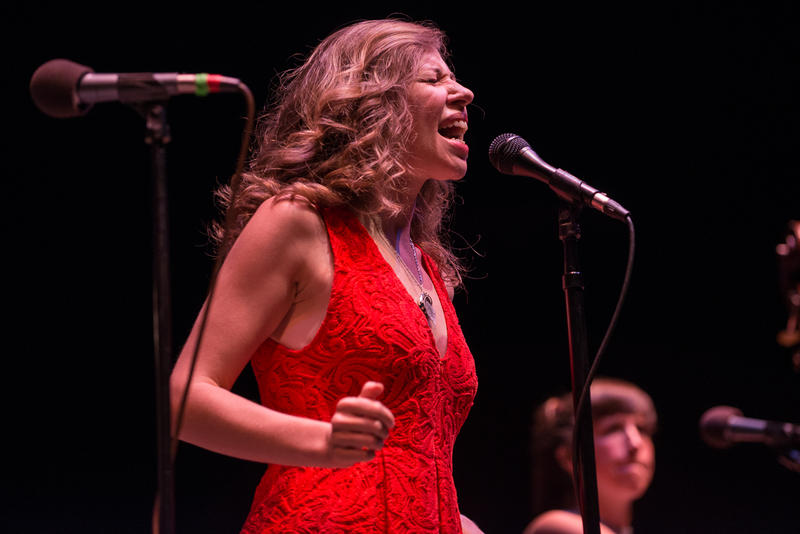 Lake Street Dive return to the Mountain Stage.