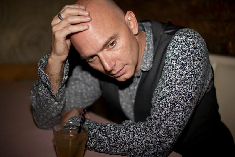 Michael Cerveris will be special guest-host of Mountain Stage during FestivALL Fall, Sunday, October 22.