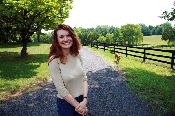 Best selling author Jeannette Walls
