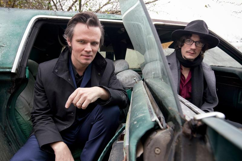 Luther and Cody Dickinson return to Mountain Stage when North Mississippi Allstars appear November 5. Tickets are on sale now to MS Members.