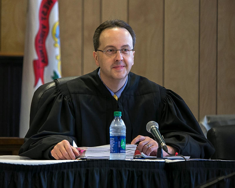 West Virginia Chief Justice Allen Loughry has agreed to sign a charter in support of the Regional Judicial Opioid Initiative, joining seven other states.