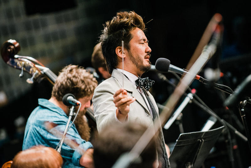 Kishi Bashi with Strings on Mountain Stage