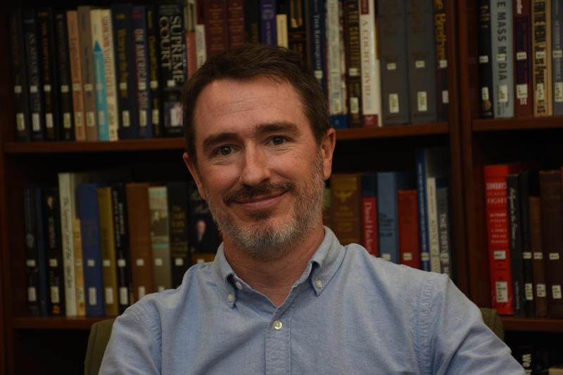 2017 Appalachian Heritage Writer-in-Residence, Wiley Cash.